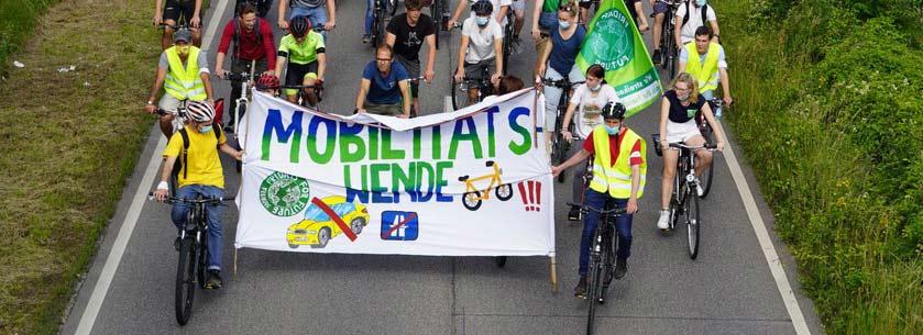 Fahrraddemo 24.09.21